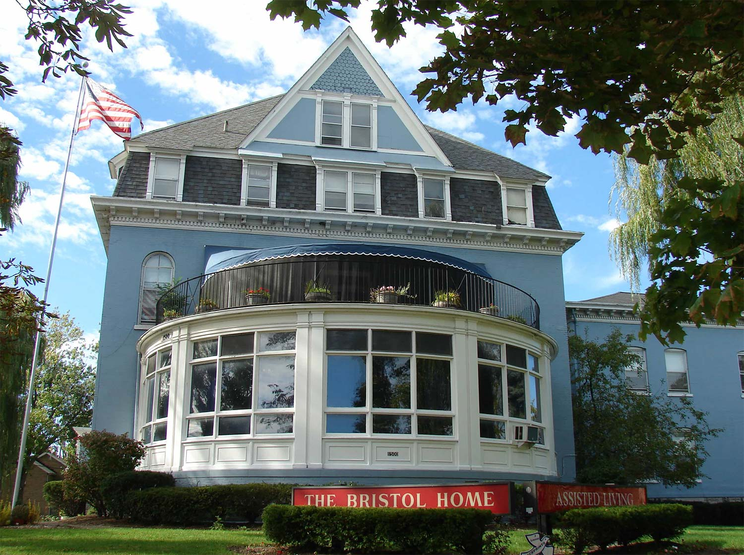 Photo of Bristol Home Assisted Living Buffalo NY - exterior of building
